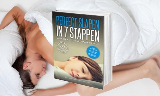 Perfect slapen in 7 stappen – William van der Klaauw (review)