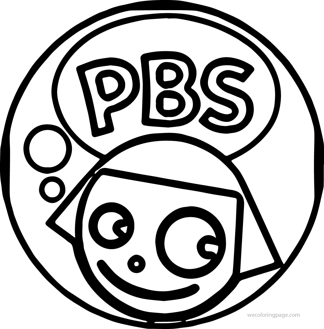Pbs Kids Coloring Pages For Kids
