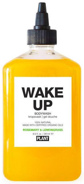 Gel de ducha con romero y lima Wake Up de PLANT