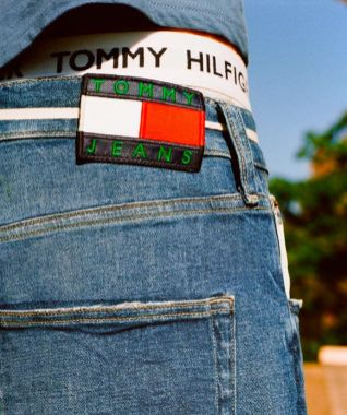 tommy jeans sostenible 1
