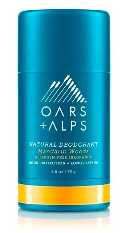 MANDARIN WOODS DE OARS ALPS