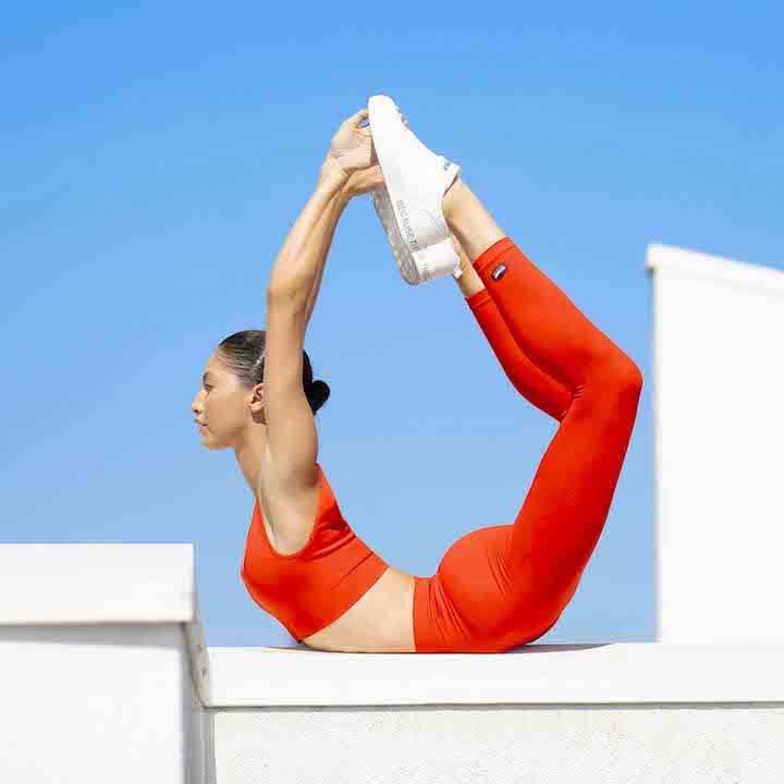 ecoalf yoga collection portada