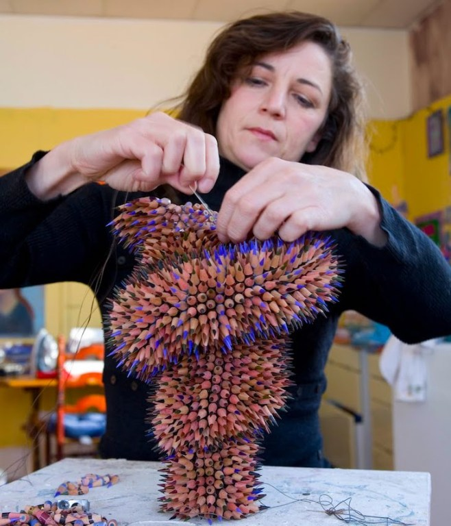 esculturas lapices 8