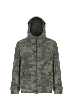 HERNO GLOBE - SS 2021 - BLURRED RECYCLED CAMOUFLAGE 2