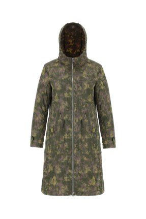 HERNO GLOBE - SS 2021 - BLURRED RECYCLED CAMOUFLAGE 3