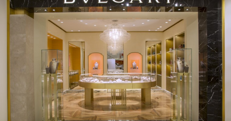 Bulgari: 'Jeweller of Roma' Moves into Holt Renfrew