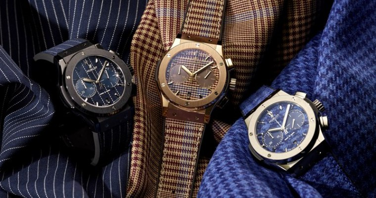 An Afternoon of Chilled Bubbles & Hublot's 'Geneva Days' Collection