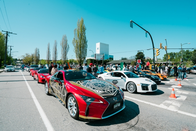 Hublot, Diamond Car Rally, Whistler, Veuve Clicquot, EcoLuxLuv, Helen Siwak, Vancouver, Vancity, YVR, BC, Luxury Lifestyle, fashion blogger, lifestyle blogger, inspo, lux life, travel, luxury cars, hypercars, lamborghini, aston martin, mclaren, diamonds