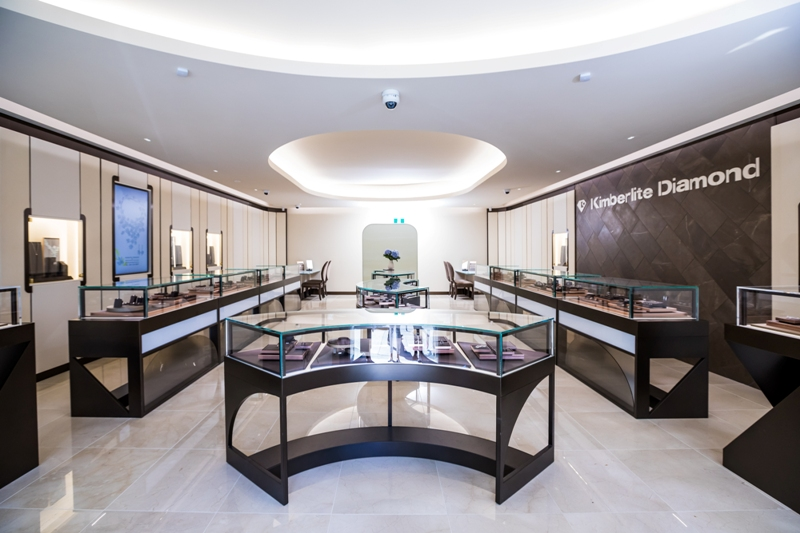 Sneak Peek of Kimberlite Diamonds NA Flagship [PHOTOS]