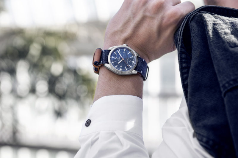 OMEGA Releases the Perfect Addition to Canadian Tuxedo