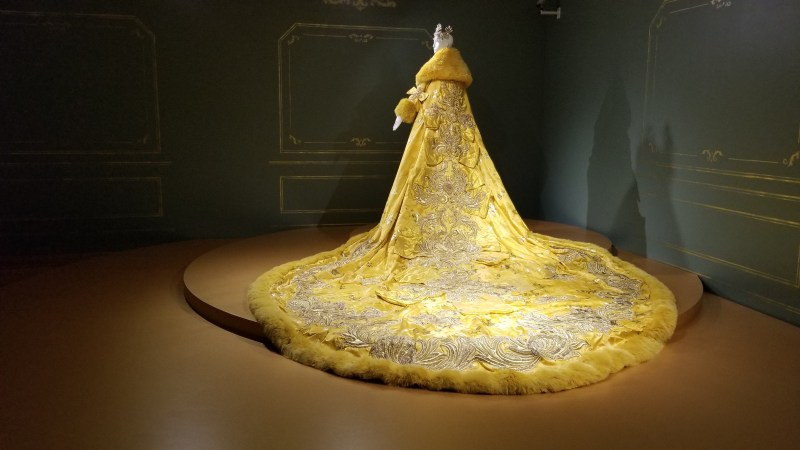 Couture Beyond, Guo Pei, VAG, Haute Couture, Exhibition, Vancouver, BC, Vancity, YVR, BC, luxury lifestyle, helen siwak, ecoluxluv