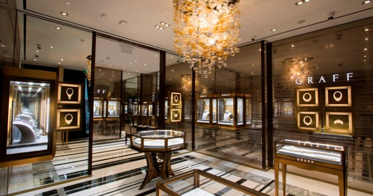 GRAFF & Patek Philippe Launch in Luxury Zone [PHOTOS]