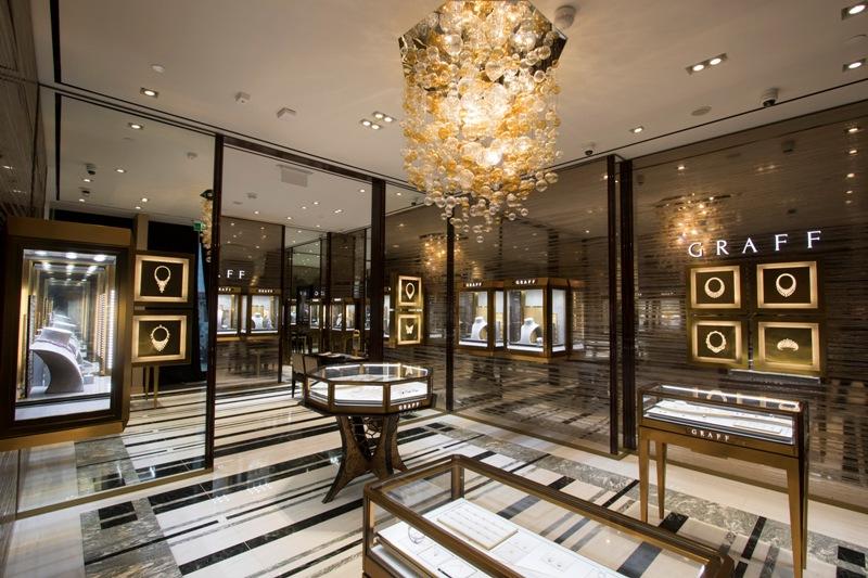 GRAFF & Patek Philippe Launch in Luxury Zone [PHOTOS]