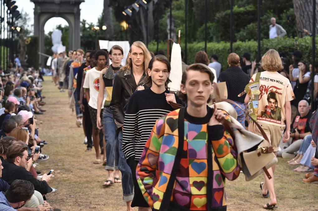 Milano Men's Fashion Week 2019