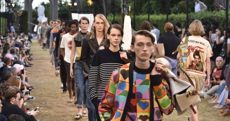 Milano Men's Fashion Week 2019