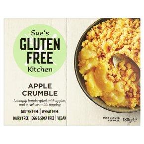 Gluten Free Kitchen Apple Crumble | Waitrose & Partners