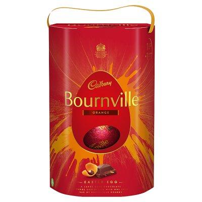 Cadbury Bournville Orange Easter Egg