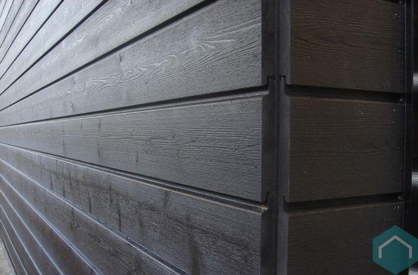 houten gevelbekleding  Producten  Ecomat