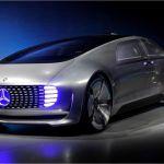 Auto autónomo e inteligente de Mercedez Benz