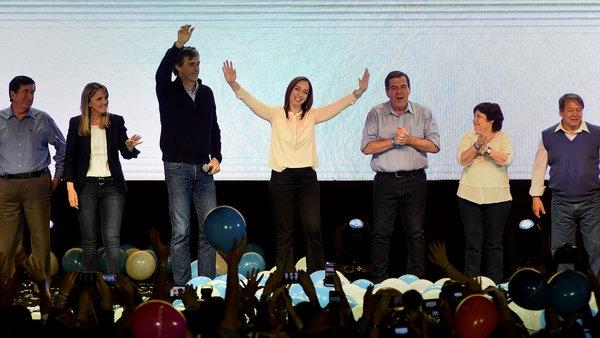 """María Eugenia Vidal: """"Esta elección la ganaron todos los bonaerenses"""""""