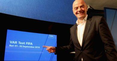 La FIFA confirmó el VAR para el Mundial
