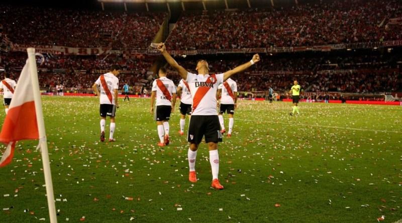River continuó su fiesta y venció a Belgrano