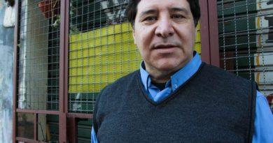 """Enrique Rosito: """"Hacemos paro hasta que liberen a nuestros compañeros detenidos"""""""