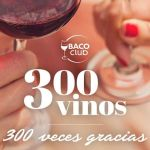300 vinos