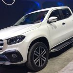 Mercedes-Benz fabricará en Argentina la pick-up Clase X