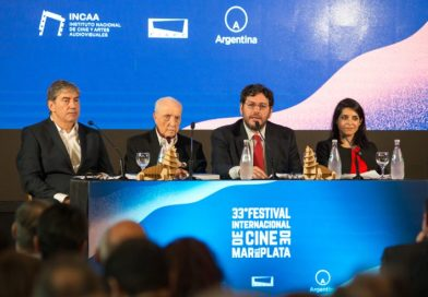 Comenzó la 33° edición del Festival Internacional de Cine de Mar Del Plata