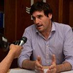"""Mauro Millán: """"Cuando detectamos algún contaminante en el río actuamos inmediatamente"""""""