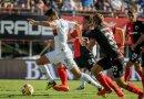 Newell's se lo empató en la última a San Lorenzo como visitante