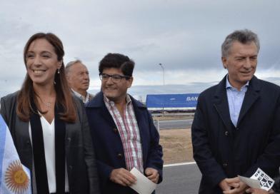 """María Eugenia Vidal dijo que """"el candidato es Mauricio Macri"""" y ratificó que irá por la reelección en la provincia"""