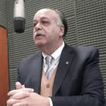 """Pablo Rodríguez Messina: """"El componente socio-ambiental del tren es clave""""."""