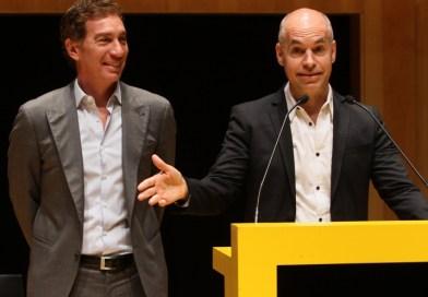 Larreta y Santilli irán por la reelección