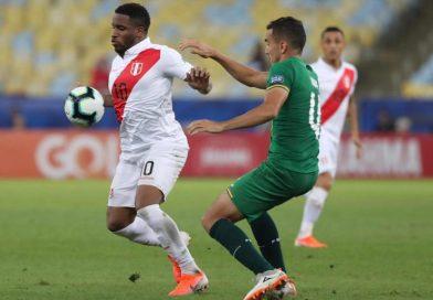 Copa América: Perú goleó a Bolivia