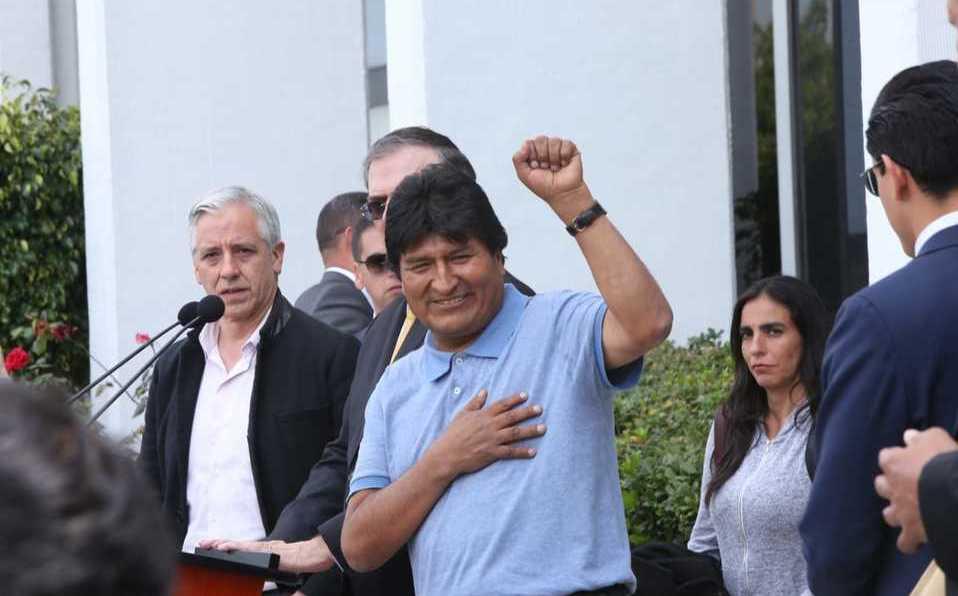 """Evo Morales: """"Iban a llevar a Bolivia a una matanza"""" - Open Sans"""