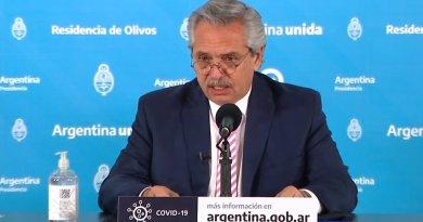 """Alberto Fernández: """"La vacuna será producida por Argentina y México"""""""