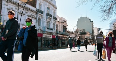 Ubicaciones y horarios de las áreas peatonales transitorias porteñas
