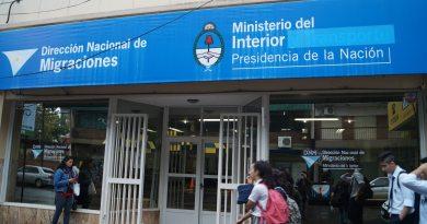 Migraciones inicia hoy 287 denuncias penales por incumplimiento de cuarentena