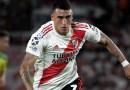 Matías Suárez descartado en River para jugar ante Huracán