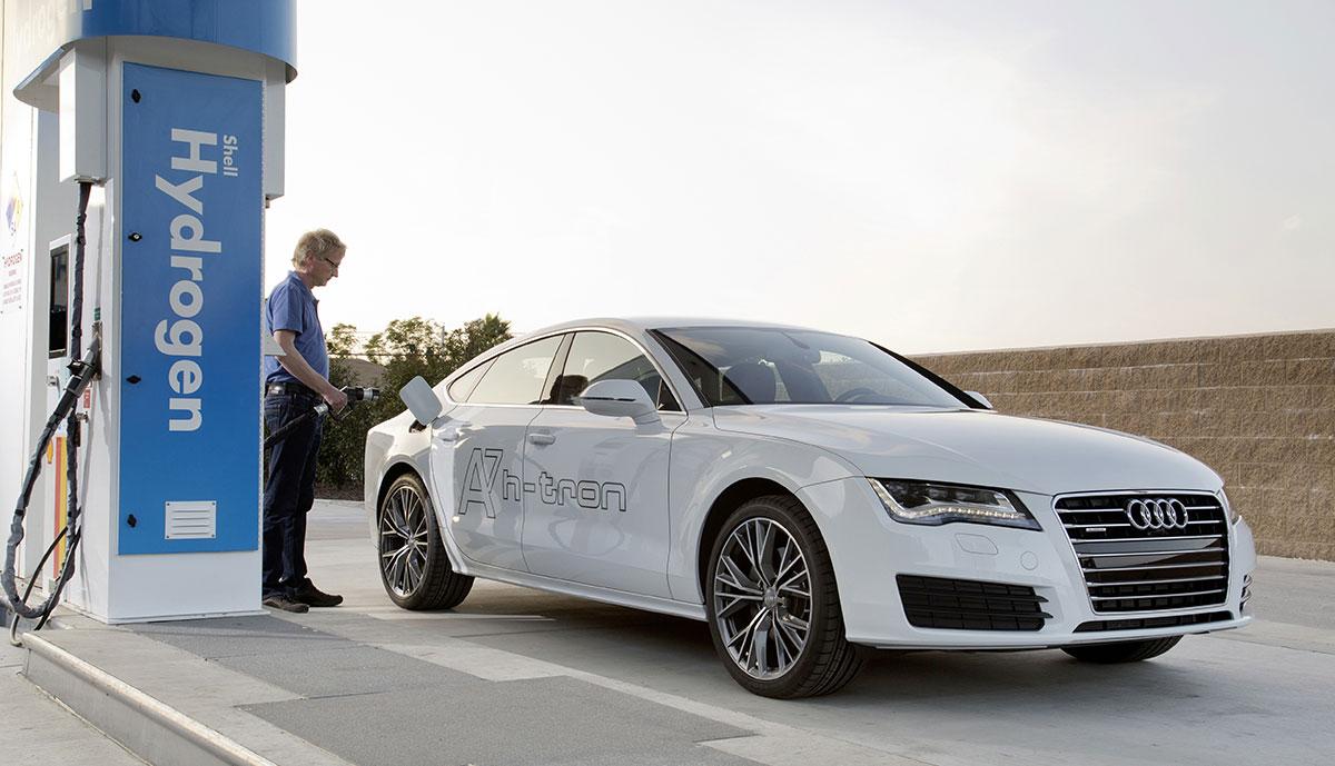 #Audi plant #Wasserstoff Kleinserie für 2022/2023, Großserie erst ab 2030
