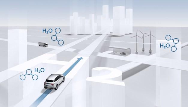 """Zulieferer Bosch: """"Die Zeit für den Einstieg in die Wasserstoffwirtschaft ist jetzt"""""""