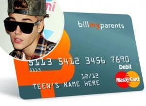 bieber card