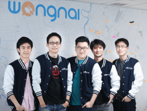 Wongnai founding team