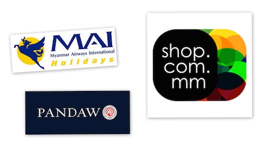 Top ecommerce sites Myanmar