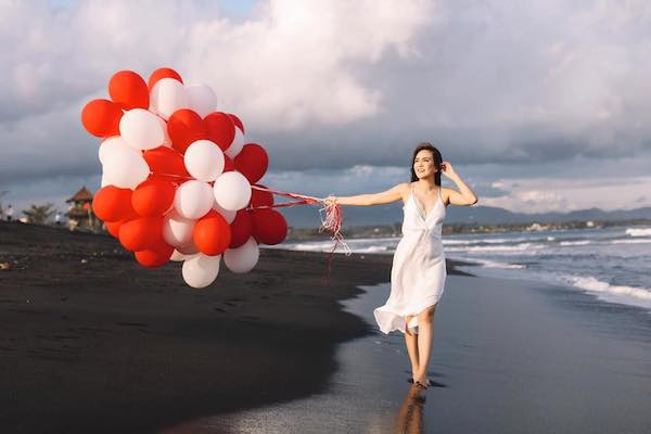 SweetEscape photo for Indonesia Indepence Day August 17!