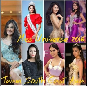 Miss Southeast Asians
