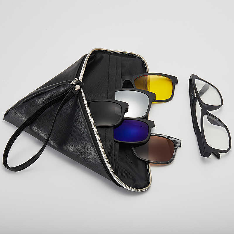 BEING KING Clip-On sunglasses