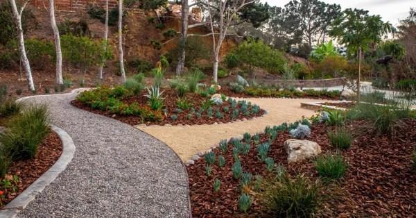 eco-friendly landscape construction